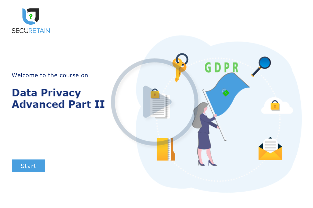 Data Privacy and Privacy Regulations (GDPR / CCPA) Part II