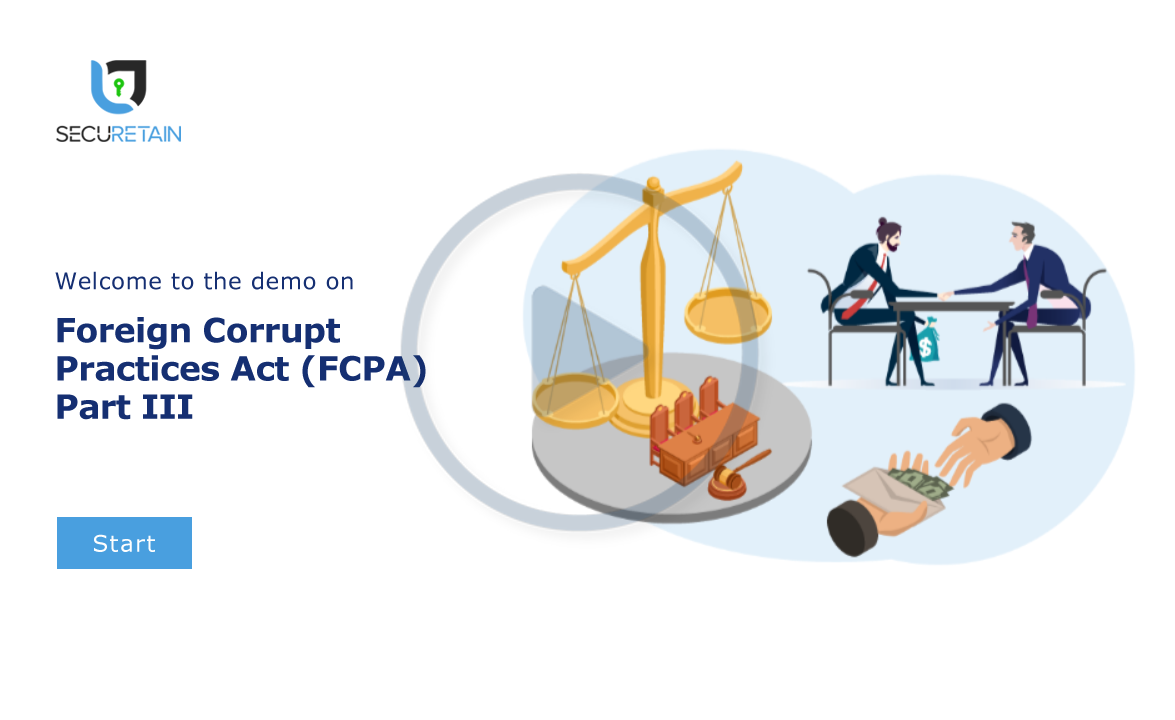 Foreign Corrupt Practices Act (FCPA) Part III