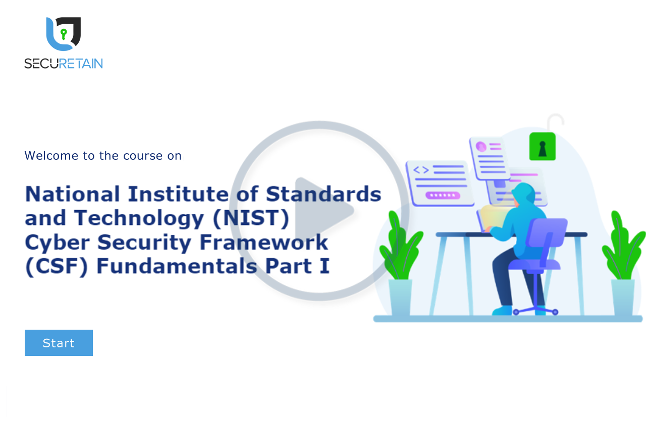 National Institute of Standards and Technology (NIST) Part I