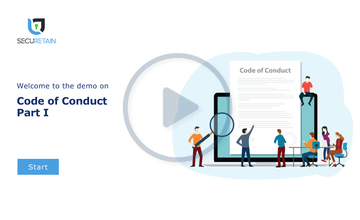Code of Conduct Part I
