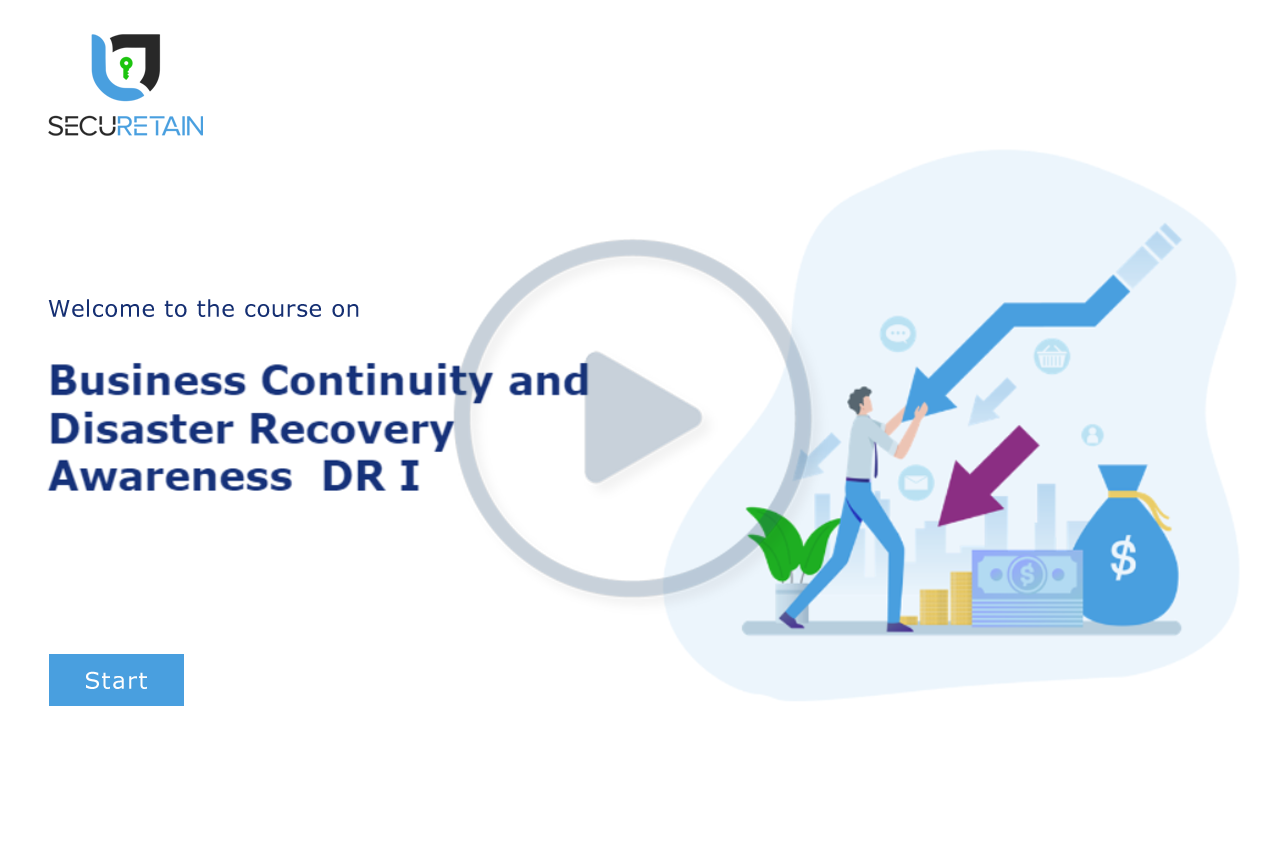 Business Continuity & Disaster Recovery (BCP / DR) Part I - Awareness