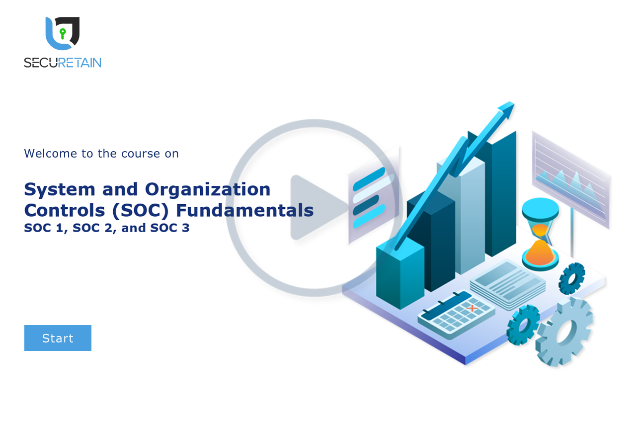 System & Organization Controls (SOC) Part I