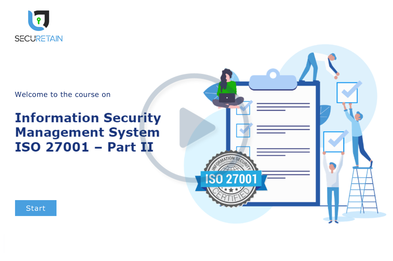 Information Security Management System (ISMS / ISO 27001) Part II