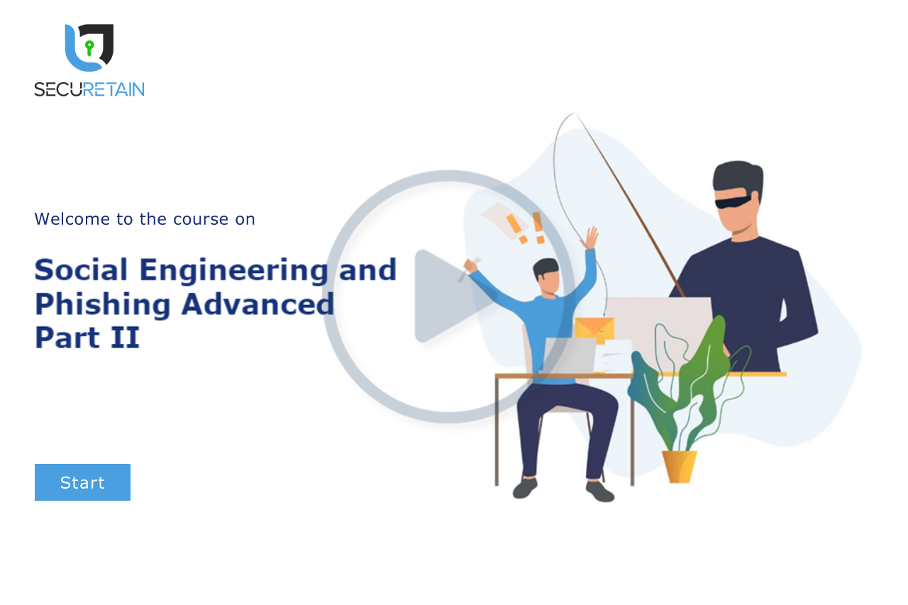 Social Engineering & Phishing  Part II - Advanced