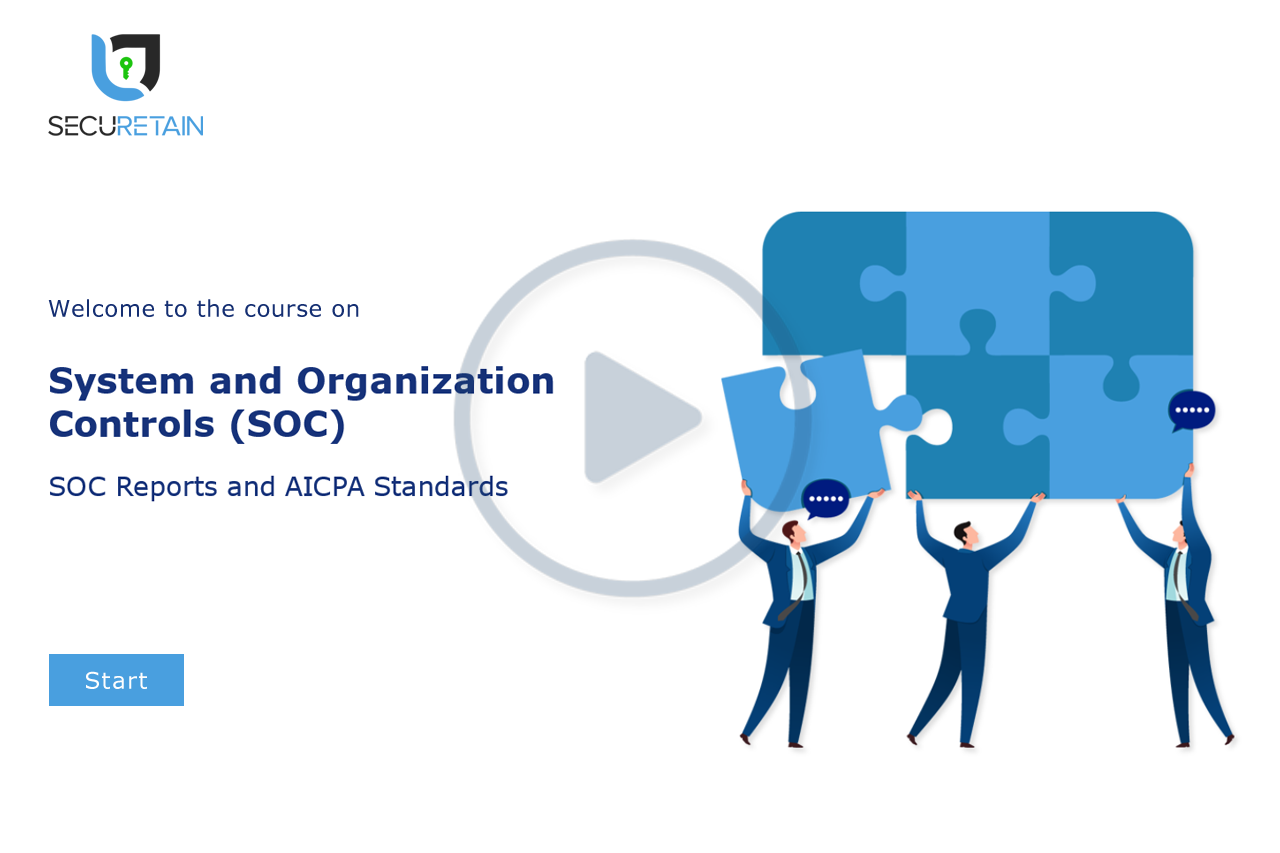 System & Organization Controls (SOC) Part II