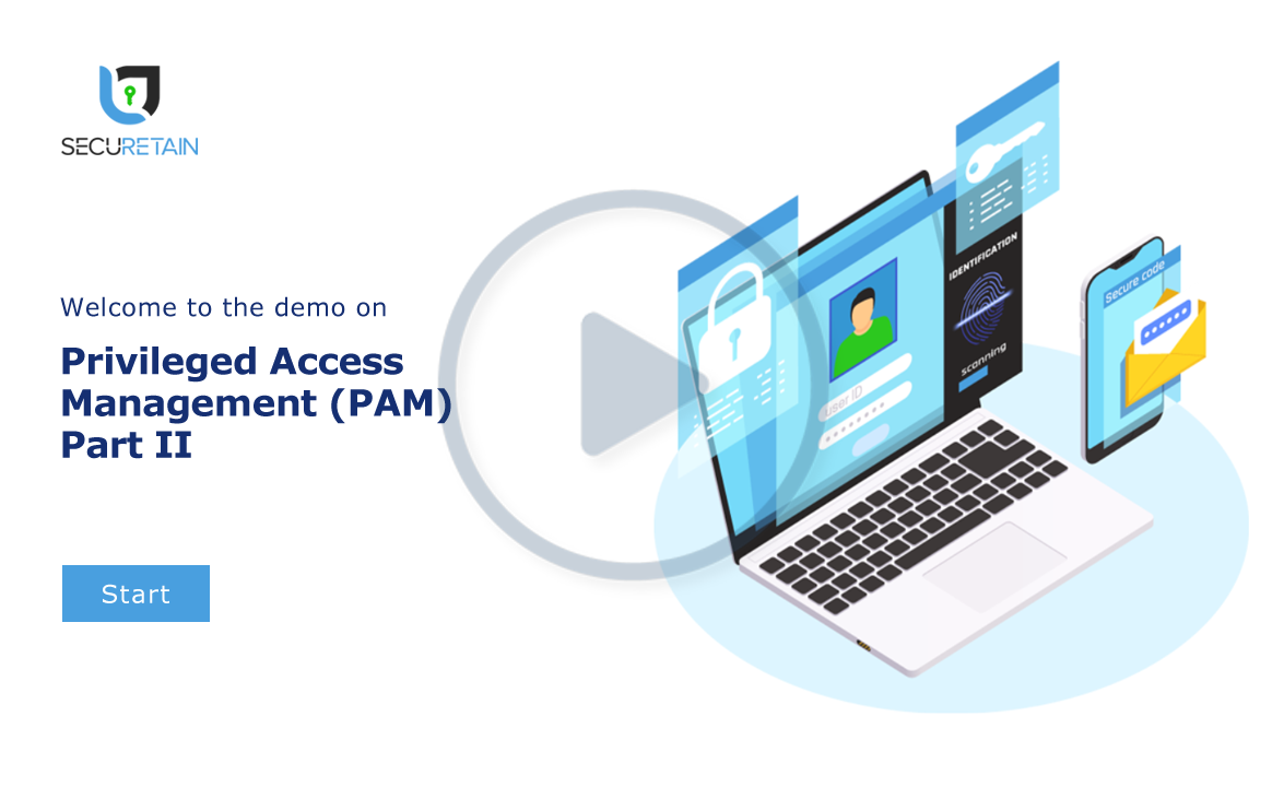 Privileged Access Management (PAM) Part II