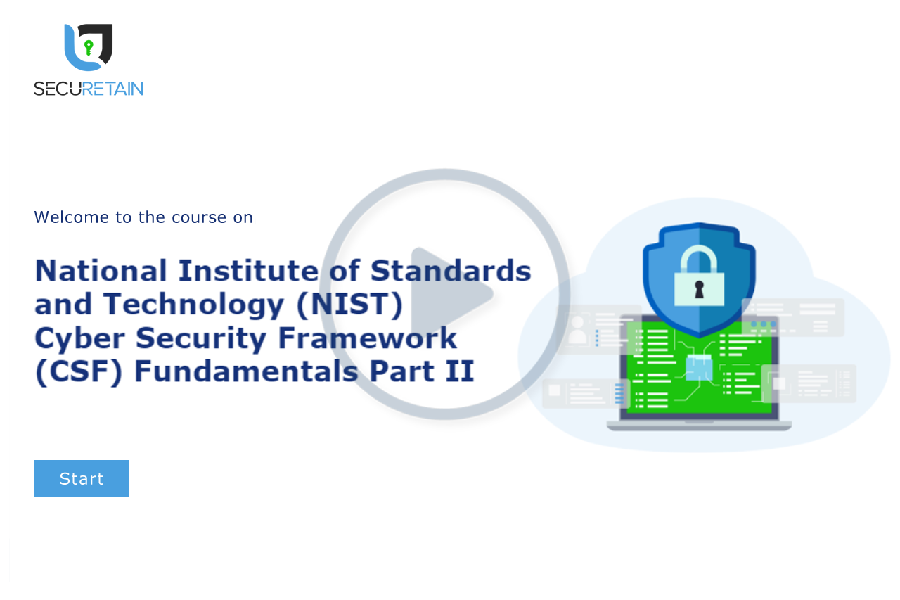 National Institute of Standards and Technology (NIST) Part II